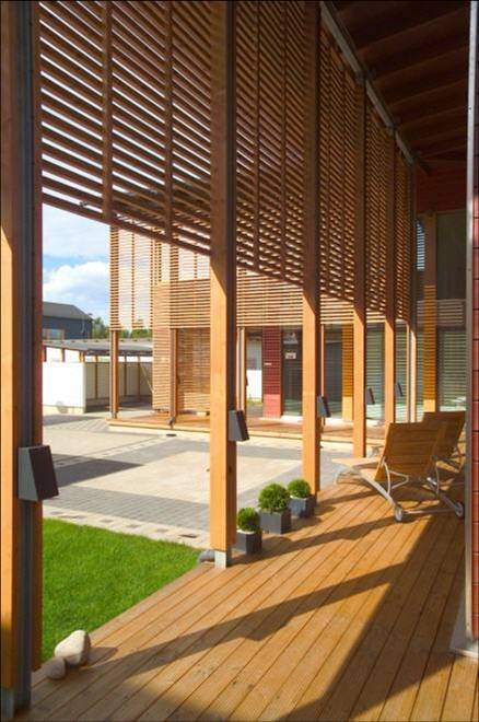 Carpintería exterior ecológica